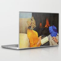 mineral Laptop & iPad Skins featuring Mineral Love by Blaž Rojs
