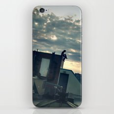 commence.  iPhone & iPod Skin