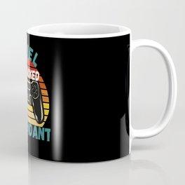 Level Unlocked Attendant Coffee Mug