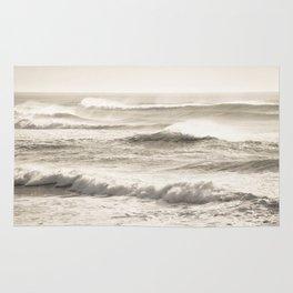 Windswept Waves Rug