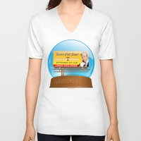 better call saul V-neck T-shirts featuring Better Call Saul! by tuditees