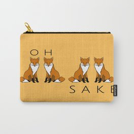 Oh Four Fox Sake - Carry-All Pouch