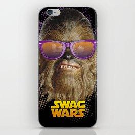 Chewbacca Swag iPhone Skin