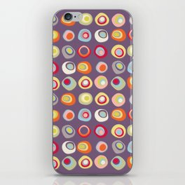 Atomic Dots I iPhone Skin