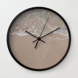 Seaside in Paia // Maui Wall Clock