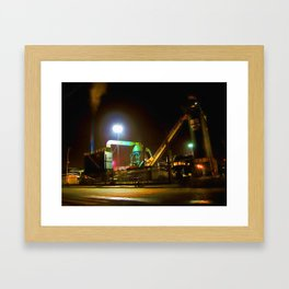 Red Hook 2 Framed Art Print