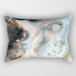Planet dust Rectangular Pillow