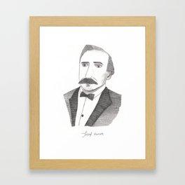 Josef Vanek Framed Art Print