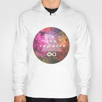 bioshock infinite Hoodies featuring Infinite by MJ Mor