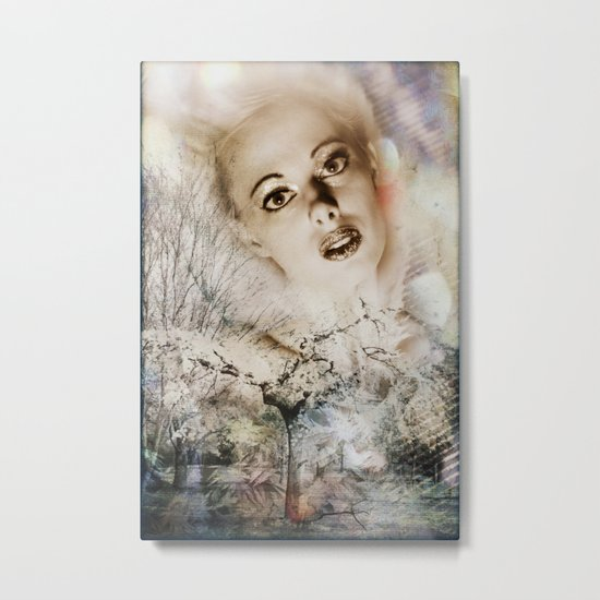 Spirit Body Metal Print