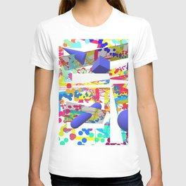 Colorsplash 3D Painting T-shirt