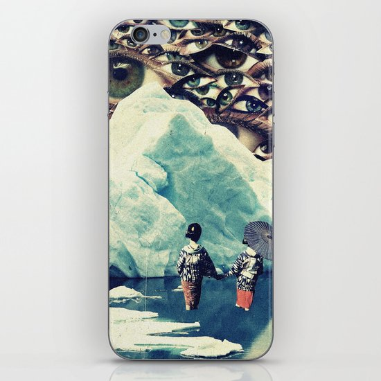 Surreal iPhone & iPod Skin