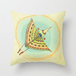 Souther Throw Pillow
