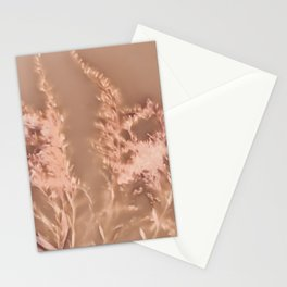 Lumen Print - Warm 2 Stationery Cards