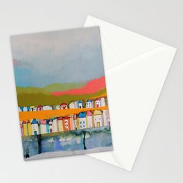 les iles Stationery Cards