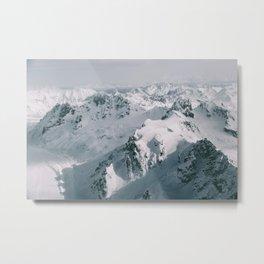 Endless Mountains Metal Print