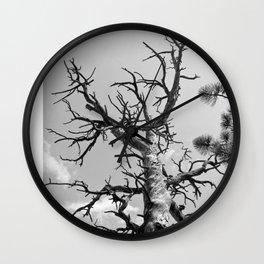Bare beauty of nature Wall Clock