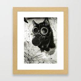 Catastrophe Framed Art Print