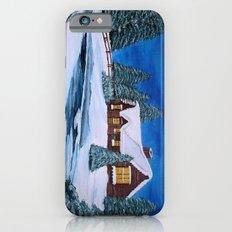 Winter landscape-1 iPhone 6s Slim Case