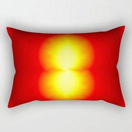 Eternal flame Rectangular Pillow