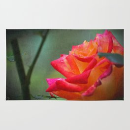 Rose Vintage Rug