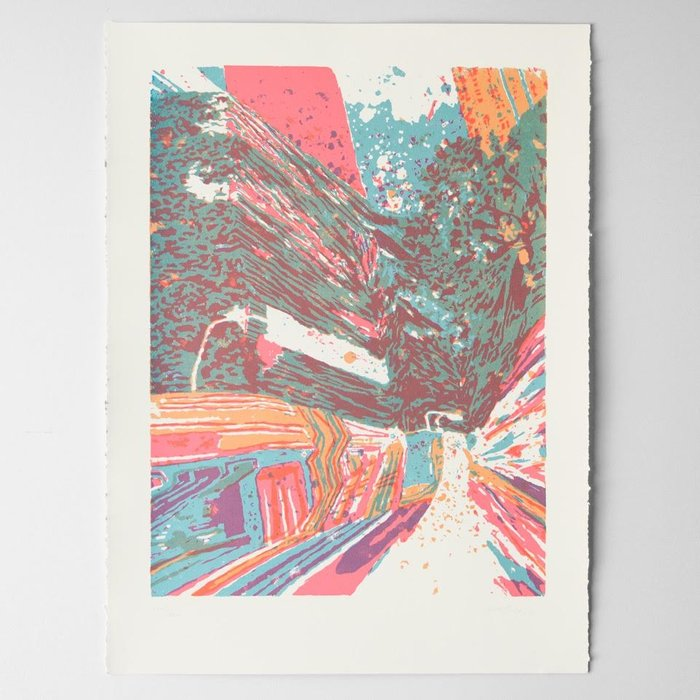 Fortuna #1 Limited Edition Screen Print Editions