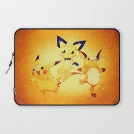 thunders! - Pokémon Laptop Sleeve