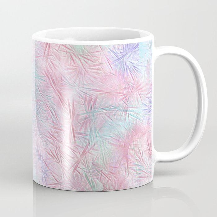 Tangled Pink Fireworks Coffee Mug