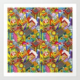 Inner Max Art Print