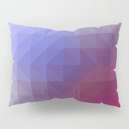 Blend Pixel Color 4 Pillow Sham