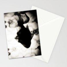 金魚と花 弐 Stationery Cards