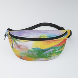 Dreaming of Puerto Rico Fanny Pack