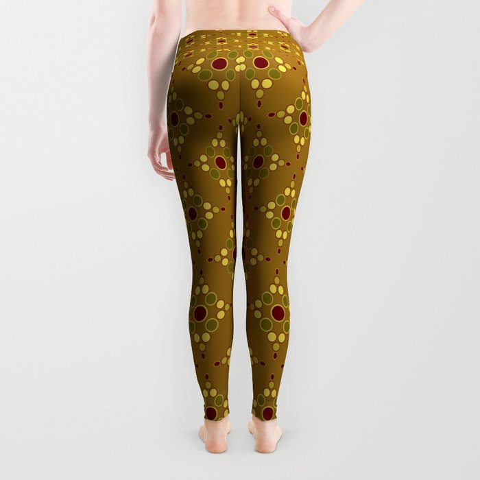 Diamond Dot Leggings