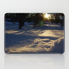 Blue Afternoon iPad Case