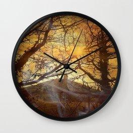 Mystery Tor. Wall Clock
