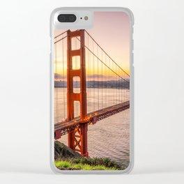 San Francisco 03 - USA Clear iPhone Case
