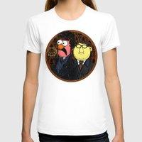 221b T-shirts featuring 221b Beaker Street by Onebluebird
