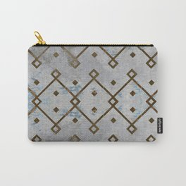 Southwestern Tribal Design Pattern Carry-All Pouch