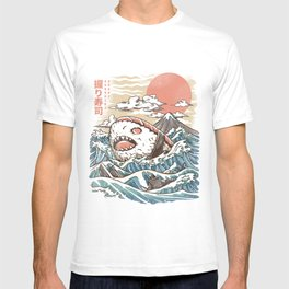 Sharkiri Sushi T-shirt