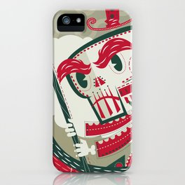 Calaverita iPhone Case