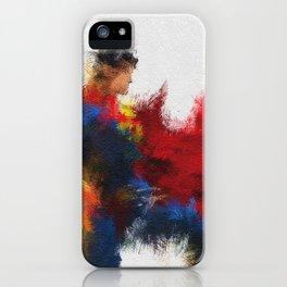 The Last Son of Krypton iPhone Case