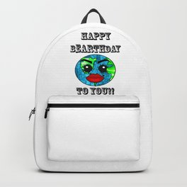 Happy Bearthday to you Backpack