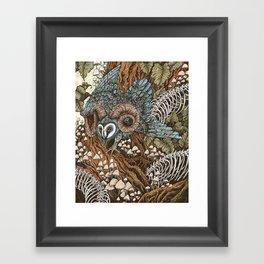 Bone Picker Framed Art Print