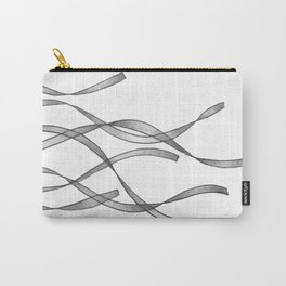Ribbons Carry-All Pouch