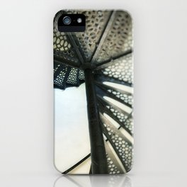 Seeing the Light iPhone Case