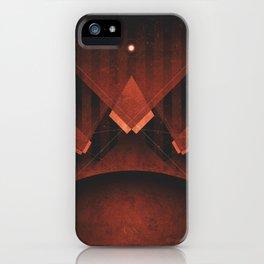 Triton - Tritonian Geysers iPhone Case