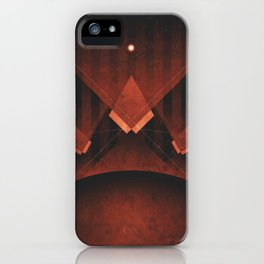 Triton - Tritonian Geysers iPhone Case