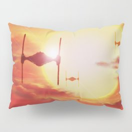 Tie Fighters Pillow Sham