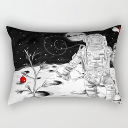 SPACE WEIM Rectangular Pillow