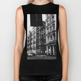 New York City Street Biker Tank